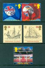 GB 1992 Europa. International Events. Mint MNH. One postage for multi buys.