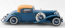 Cord l-29 Coupe by Hayes for sakhnoffsky bleu 1929 resin 1:43 ESVAL EMU 43003a