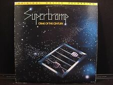 Supertramp Crime of the Century A&M Records, Inc. MFSL 1-005 Vinyl LP (Japanese)