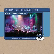 July 23 2004 Los Angeles Ca: On the Road, String Cheese Incident, Good