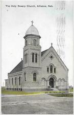 THE HOLY ROSARY CHURCH - ALLIANCE, NEBRASKA