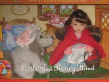 2001 Barbie Kelly as Little Red Riding Hood & Wolf  4th in a Series #52899 NRFB