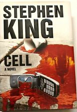 CELL by Stephen King - 2006 Hardcover