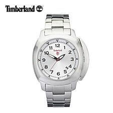 Timberland Damen Uhr Edelstahl,Prallschutz,Hochwertiges Quartz Werk , Neu