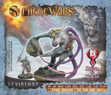 Sphere Wars Leviathan Scions of Kurgan metal miniature new