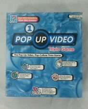 Pop Up Video VH1 Trivia Board Game 1999 Boardgame