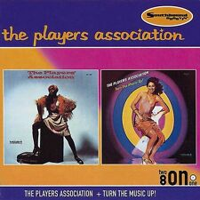 The Players Association - Players Association/Turn The Music Up (CDSEWD 117)