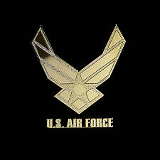 US Air Force Logo Emblem Metal Decal Sticker for Cell Phones Smartphone Mobil