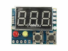 "DC 0.36"" 50V digital voltmeter 3/2 wire universal + upper and lower limit alarm"