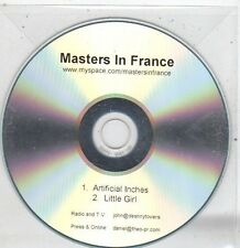 (ET984) Masters In France, Artificial Inches - DJ CD