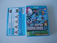 New Super Mario Bros U Complet sur Nintendo Wii U !!!!