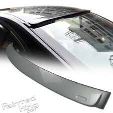 SHIP FROM LA! Painted 2006-2011 BMW E90 3-Series A Roof Lip Spoiler silver 354