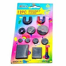 12 Pc Magnet Game Kit Educational Toys for Children