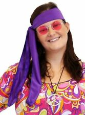 1960's/1970's, NEW HIPPIE KIT Headband, specs & CND/Peace Logo necklace