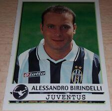 AGGIORNAMENTO FIGURINE CALCIATORI PANINI 2001/02 JUVENTUS BIRINDELLI ALBUM
