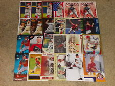 ROY OSWALT 38 CARD LOT HOUSTON ASTROS PHILADELPHIA PHILLIES