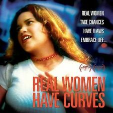 Real Women Have Curves Soundtrack (CD, Oct-2002, Jellybean... NEW!! SEALED