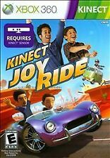 Kinect Joy Ride XBOX 360 KINECT! FUN FAMILY GAME! CARS, RACE, RACING, SPEED