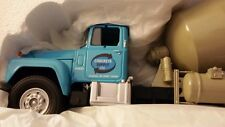 "FIRST GEAR ""CONCRETE SUPPLY"" MACK CEMENT MIXER 1:34 SCALE DIECAST"