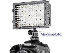 Maxsimafoto CN-160 160 LED Camera/Camcorder Video Lighting 5400k For Canon Nikon