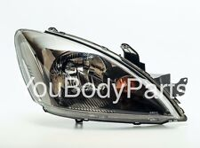 Headlights for MITSUBISHI LANCER 2003-2007 Right Passenger Side BLACK