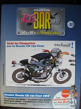 FASCICULE SERIE 2 JOE BAR TEAM 10 HONDA CB 750  / CB1100