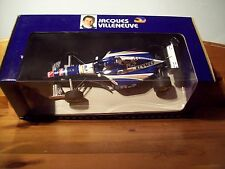 1/18 MINICHAMPS WILLIAMS RENAULT FW19 JACQUES VILLENEUVE 1997 WORLD CHAMPION