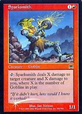 FOIL  Sparksmith / Funkenschmied  - ONSLAUGHT -  englisch (excellent +) *Goblin*
