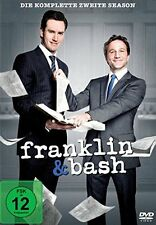 2 DVD-Box ° Franklin & Bash ° Staffel 2 ° NEU & OVP