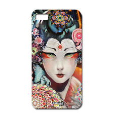 CUSTODIA COVER CASE GEISHA TATTOO JAPAN PER iPHONE 6 PLUS 5.5""