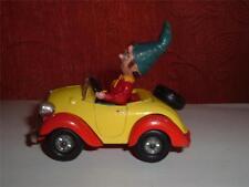 Corgi toys noddy's car utilisé manquant bell off haut du chapeau faites défiler 4 les photos