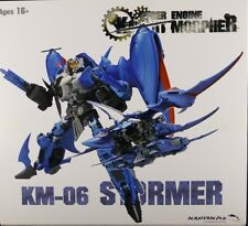 Transformers Mastermind Creations Knight Morpher KM06 Stormer Thundercracker UK
