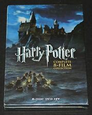 NEW Harry Potter: Complete 8-Film Collection (DVD, 2011, 8-Disc Set)