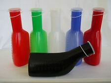25x Farbige-Urinflaschen für Männer in den Farben Ihrer Wahl!