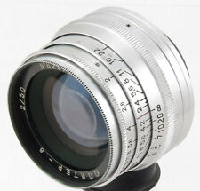 JUPITER-8 50mm f2 Lens M39 Zorki FED Leica 35mm RF camera KMZ 50/2 sonnar