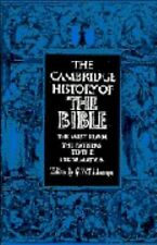 The Cambridge History of the Bible: Volume 2, The West from the Fathers to the R