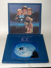 E.T. THE EXTRA TERRESTRIAL Storybook Album Michael Jackson MCA 70000