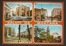 AD6094 Pavia - Provincia - Saluti da Mortara - Vedute