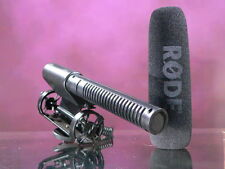 Rode Videomic Directional Shotgun Microphone - Video Camera, DSLR etc