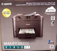 NEW Canon MAXIFY MB2320 Wireless All-In-One Inkjet Printer, Copy, Scan & Fax