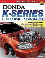 Honda K-Series Engine Swaps : Upgrade to More Horsepower and Advanced...