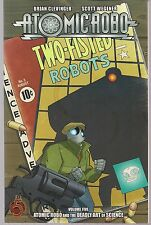 ATOMIC ROBO VOL 5 DEADLY ART OF SCIENCE RED 5 SC GN TPB 1930's PULP ACTION NEW