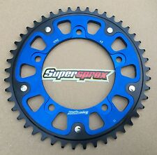 Supersprox rueda dentada GSX-R 750, GSX-R 1000, k1-k8, #525, RST 1792-45, Blue