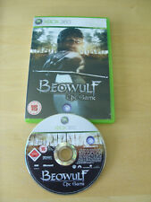 XBOX 360 GAME - BEOWULF The Game    *No Instructions*     *FREE UK P&P*
