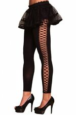 Halloween Accessories Black Legging Good Match to Maid Costume And Mini Skirt