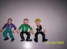 vintage disney playmates dick tracy lot of 3 action figures