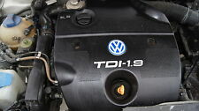 99-00-01-02-2003 VW BEETLE GOLF JETTA TURBO DIESEL TDI ENGINE ALH COMPLETE 1.9L