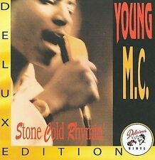 YOUNG M.C. Stone Cold Rhymin' DELUXE EDITION cd