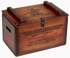 Vintage Winchester Ammo Box 16X10X10