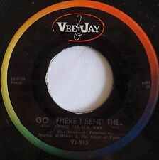 BLACK NATIVITY: Rare 45 Black Gospel VEE JAY christmas HEAR